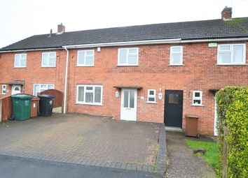 3 bed terraced house to rent in Hawthorn Crescent, Findern, Derby DE65