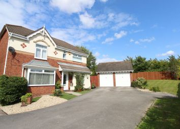 Thumbnail 4 bed detached house for sale in Clay Pit Way, Barlborough, Chesterfield