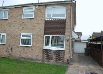 Thumbnail 3 bedroom semi-detached house to rent in Brough Close, Thornaby, Stockton-On-Tees