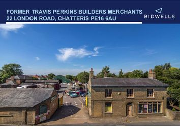 Thumbnail Retail premises for sale in 22 London Road, Chatteris