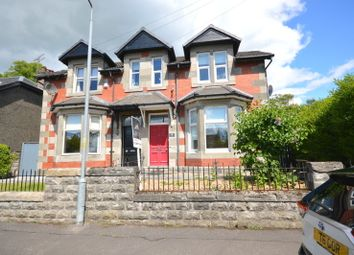 Thumbnail 3 bedroom semi-detached house for sale in Glenpath, Dumbarton