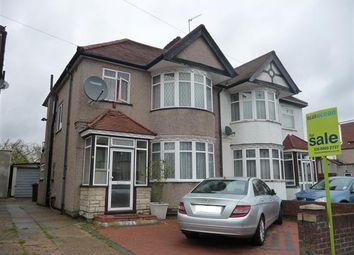 Thumbnail Semi-detached house for sale in Ivanhoe Drive, Harrow