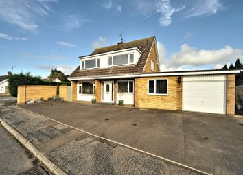 Thumbnail 4 bedroom detached house for sale in Church Crofts, Manor Road, Dersingham, King's Lynn