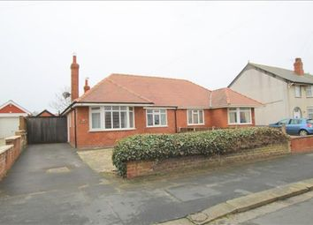 Thumbnail 2 bed bungalow for sale in Norwood Road, Lytham St. Annes
