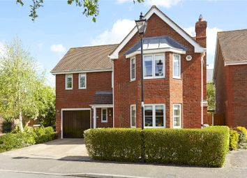 Thumbnail 4 bed detached house for sale in Mckenzie Way, Epsom, Surrey