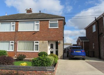 Thumbnail 3 bed semi-detached house for sale in Mooreway, Rainhill