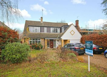 Thumbnail 4 bed detached house for sale in The Ridgeway, Radlett, Hertfordshire