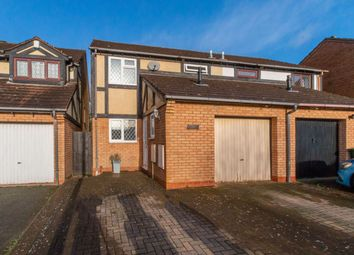 3 bed semi-detached house for sale in Tilesford Close, Shirley, Solihull B90