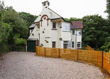 Thumbnail 4 bed detached house for sale in Twentywell Lane, Sheffield
