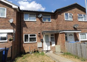 Thumbnail 3 bed terraced house for sale in Spinner Close, Ipswich, Suffolk