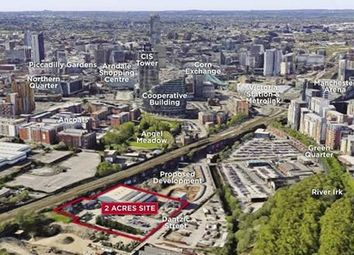 Thumbnail Land for sale in North View, Dantzic Street, Manchester, Greater Manchester