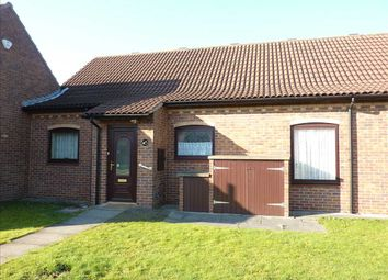 Thumbnail 1 bed bungalow for sale in Clare Court, Grimsby