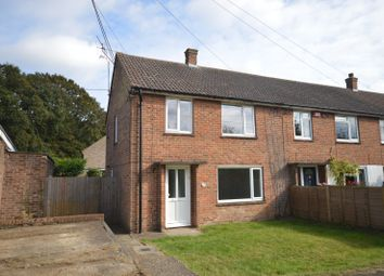 Thumbnail End terrace house for sale in Fleets Lane, Tyler Hill, Canterbury, Kent