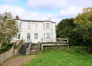 Thumbnail 4 bed semi-detached house for sale in Back Road, Calstock