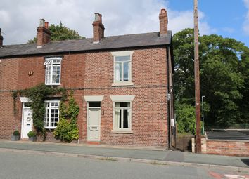 Thumbnail 2 bed end terrace house for sale in Knutsford Road, Alderley Edge