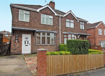 Thumbnail 3 bed semi-detached house for sale in Eastdale Road, Nottingham