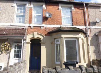 Thumbnail 1 bedroom flat to rent in Broad Street, Swindon, Wiltshire