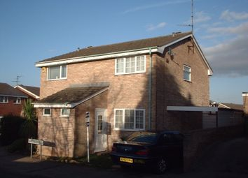 Thumbnail 2 bed semi-detached house to rent in Sartfield Road, Forest Town, Mansfield
