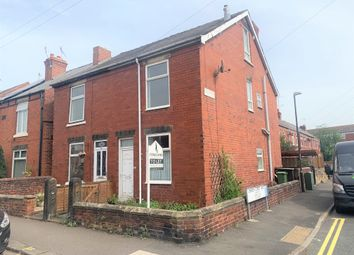 Thumbnail 3 bed end terrace house to rent in Heaton Street, Chesterfield, Derbyshire