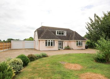 Thumbnail 4 bedroom detached house for sale in Pound Lane, Filby, Great Yarmouth