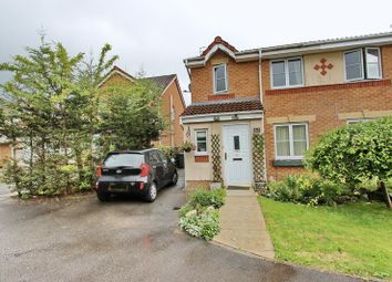 Thumbnail 3 bed semi-detached house for sale in Greendale Drive, Radcliffe, Manchester
