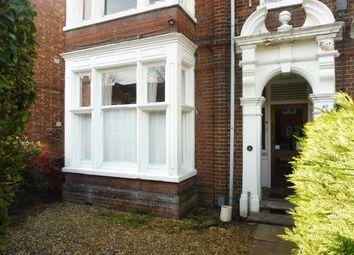 Thumbnail 1 bedroom flat for sale in Park Road, Peterborough, Peterborough