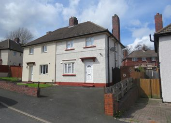 Thumbnail 3 bedroom property to rent in Laburnum Road, Dudley