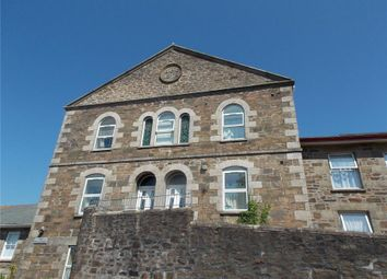 Thumbnail 2 bed flat for sale in The Old Chapel, Treruffe Hill, Redruth