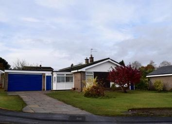 Thumbnail 3 bed bungalow for sale in Yewlands Drive, Knutsford, Cheshire