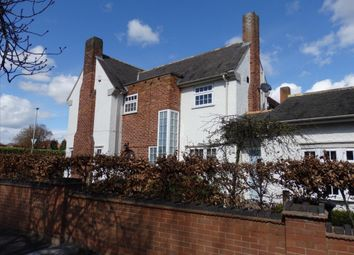 Thumbnail 4 bed detached house to rent in Glenfield Road, Western Park, Leicester