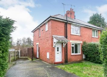 Thumbnail 3 bed semi-detached house for sale in Cemetery Road, Rhosllanerchrugog, Wrexham