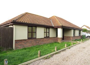 Thumbnail 3 bed detached bungalow for sale in Beccles Road, Bradwell, Great Yarmouth