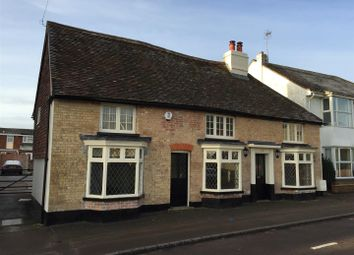Thumbnail 3 bed cottage to rent in Market Square, Toddington, Dunstable