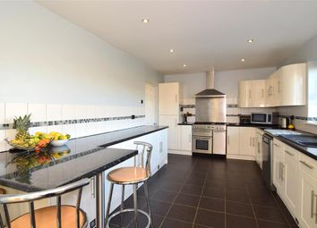 Thumbnail 4 bed detached house for sale in Cavell Avenue, Peacehaven, East Sussex
