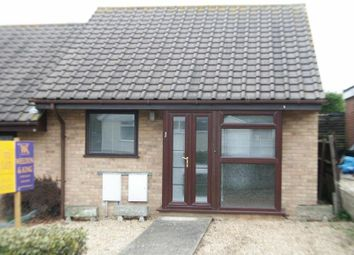 Thumbnail 2 bed semi-detached bungalow to rent in Waterford Road, New Milton