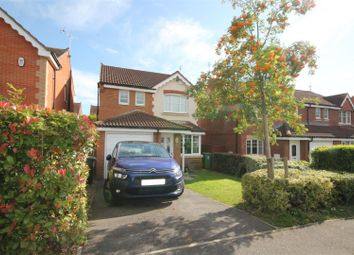 Thumbnail 3 bed detached house for sale in Armstrong Drive, Willington, Crook