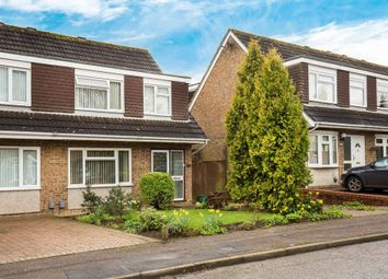 Thumbnail 3 bed semi-detached house for sale in Milton View, Hitchin, Hertfordshire