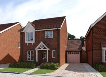 Thumbnail 3 bed link-detached house for sale in Horsham Road, Pease Pottage, Crawley