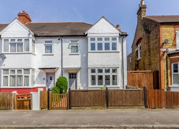 Thumbnail 3 bed end terrace house for sale in Wilton Road, London