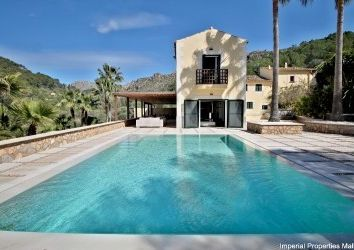 Thumbnail 4 bed villa for sale in Andratx, Balearic Islands, Spain