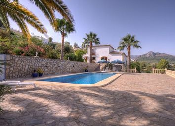 Thumbnail 7 bed villa for sale in Orba, Alicante, Spain