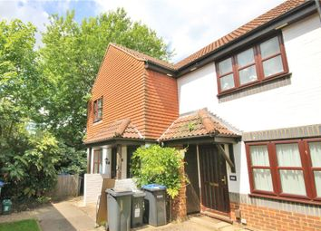 Thumbnail 1 bed maisonette to rent in Englefield Close, Englefield Green, Surrey