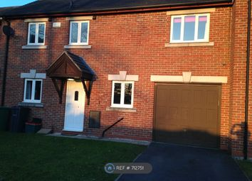 Thumbnail 3 bed terraced house to rent in Hall View Close, Gorstage, Northwich