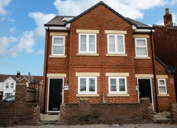 Southampton Road, Eastleigh SO50. 3 bed end terrace house for sale