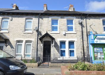 Thumbnail 2 bedroom terraced house for sale in Croydon Road, Arthurs Hill, Newcastle Upon Tyne