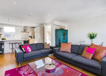 Thumbnail 2 bedroom flat to rent in Shelgate Road, London