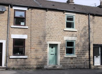 Thumbnail 1 bed terraced house for sale in High Street East, Glossop