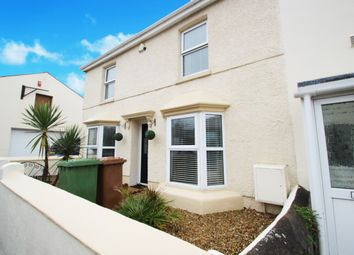 Thumbnail 5 bed end terrace house for sale in Ernesettle Road, Plymouth