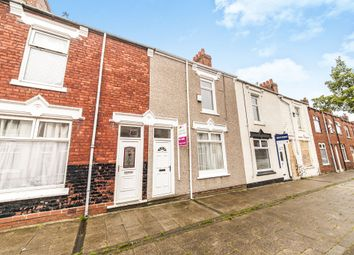 Thumbnail 2 bed terraced house for sale in St. Oswalds Street, Hartlepool