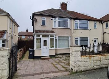 3 bed semi-detached house for sale in Burnie Avenue, Bootle L20